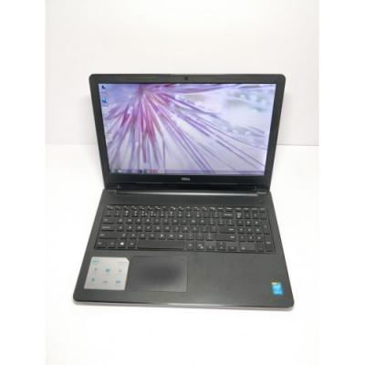 DELL INSPIRON 3558 (INTEL i3-5TH GEN/ 4 GB RAM / 1 TB HDD/ 15.6 INCHES/ NUMLOCK KEYBOARD/ USED LAPTOP