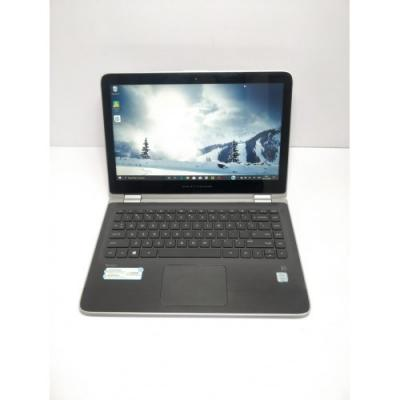 HP 13-S102TU 360 ROTATABLE (INTEL I3-6TH GEN/ 4 GB RAM/ 1 TB HDD/ 2 GB INTEL HD GRAPHICS 520/ 13 INCH TOUCHSCREEN / USED LAPTOP