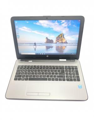 HP 15-AY050NE GREY (INTEL i3-5th GEN/ 4 GB RAM/ 1 TB HDD/ 2 GB INTEL HD GRAPHICS/ 15.6 INCHES USED LAPTOP)