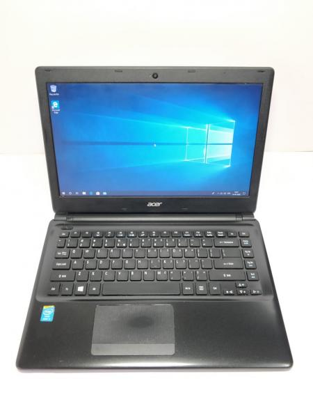 ACER TRAVELMATE P245 BLACK COLOUR/ INTEL I3-4TH GEN/ 4 GB RAM/ 500 GB HDD/ USED LAPTOP