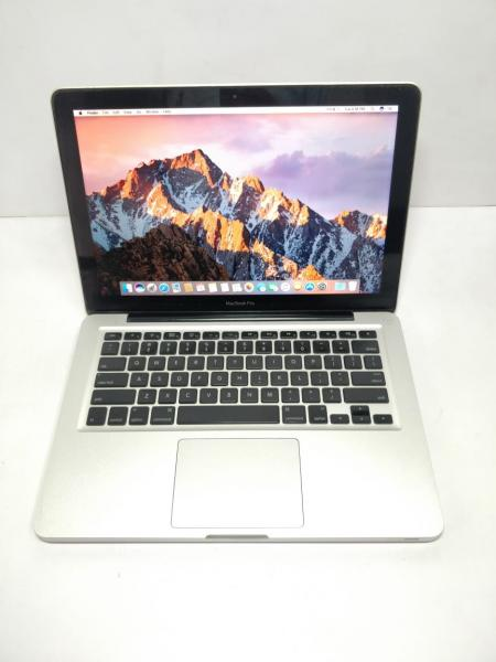 Apple macbook pro a 1278/ intel core 2 duo/ 4 gb ram/ 500 gb hdd/ 13.3 inches used laptop